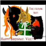 Happy Birthday, Vile